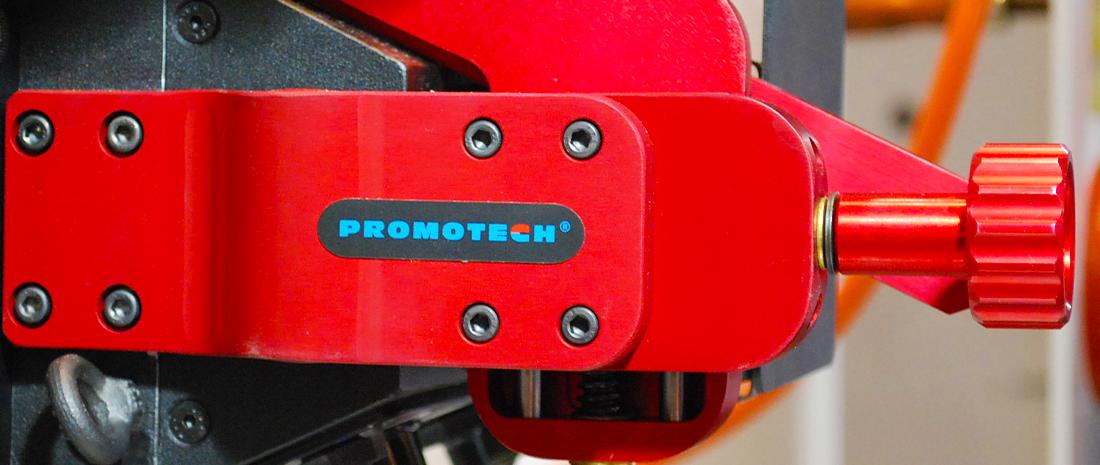 Nieuw: Promotech draagbare las- en snijmachines