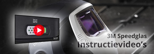 3M Speedglas instructievideo's