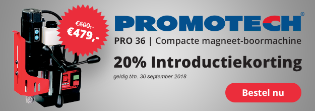 Aanbieding Promotech Pro 36