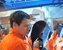 Workshop voor engineers van Euro-Rigging BV