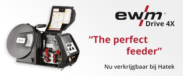 NIEUW: De universele koffer van EWM Drive 4X
