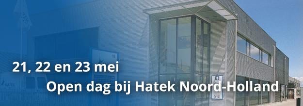 Open Dag bij Hatek Lastechniek Noord-Holland en Camco