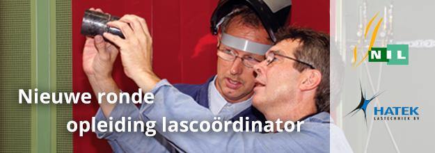 18 maart 2014 nieuwe opleidingsronde lascoördinator