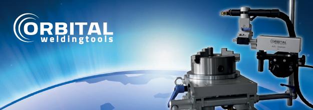 Nieuw: Orbital Welding Tools