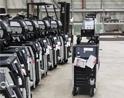 Hatek levert volledig nieuwe lasmachinevloot aan SJR Tank Construction