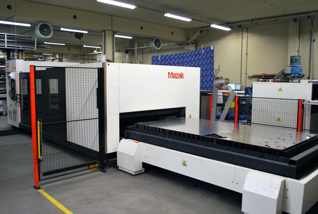 Laser-snijmachine voor Martin Stolze