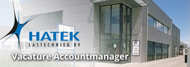 GESLOTEN: Vacature Accountmanager lastechniek (full time)